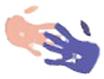 hand-sharing